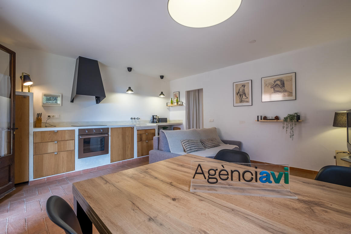 Apartment -                                       Begur -                                       1 bedrooms -                                       4 persons