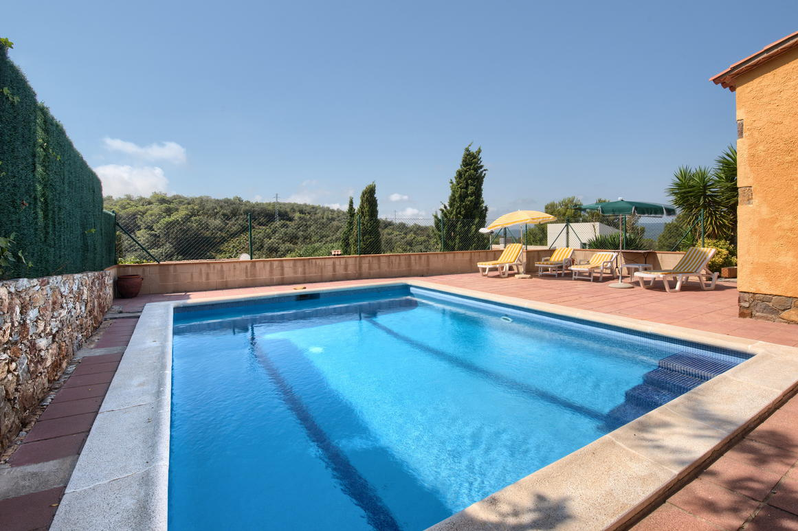 House -                                       Begur -                                       3 bedrooms -                                       8 persons