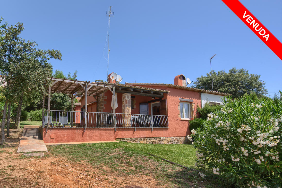 Semidetached house -                                       Begur -                                       2 bedrooms -                                       4 persons