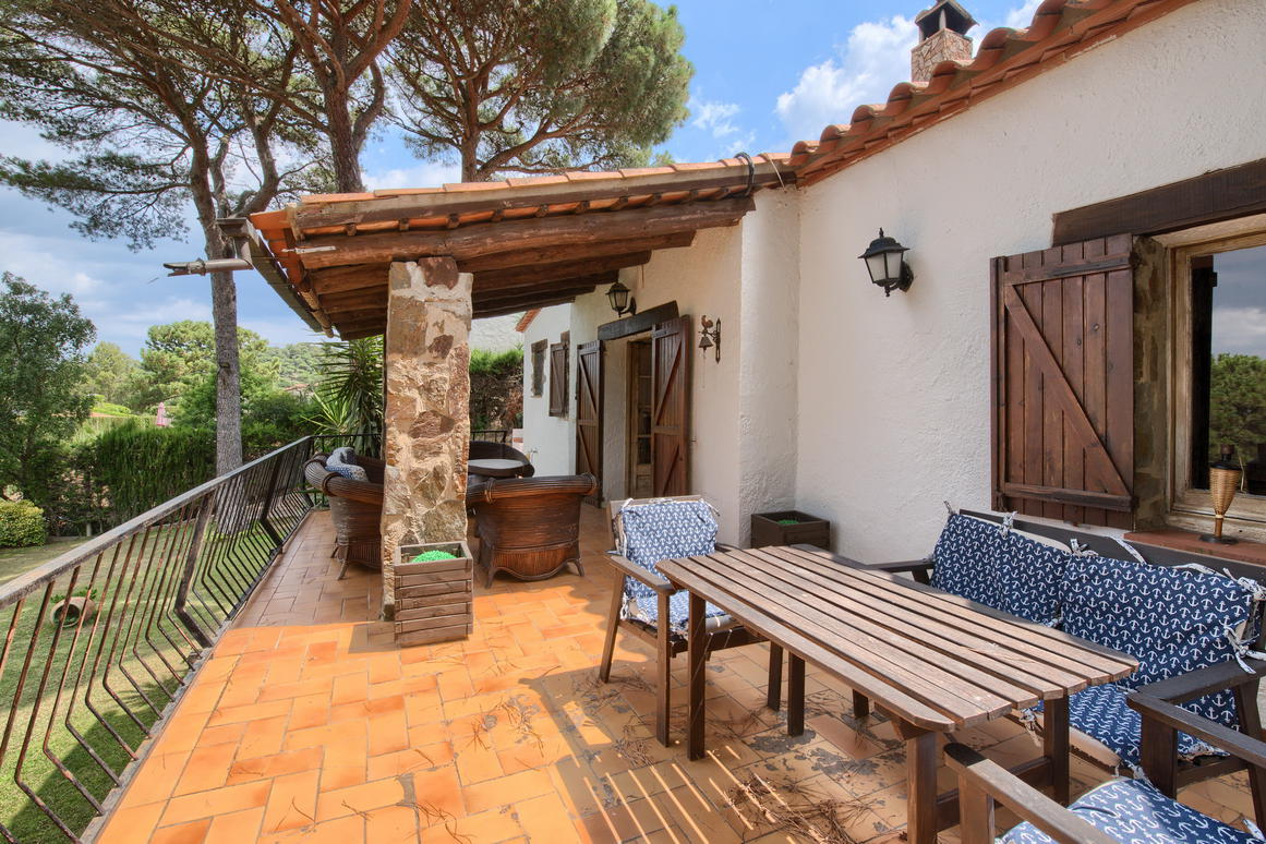 House -                                       Begur -                                       3 bedrooms -                                       6/8 persons